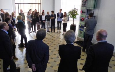 Sciences Po Saint-Germain-en-Laye inaugure sa fondation