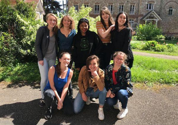 St GerMUN Society